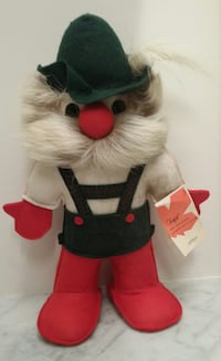 Collectible Fufel Doll