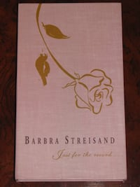 Barbara Streisand CD collection TORONTO