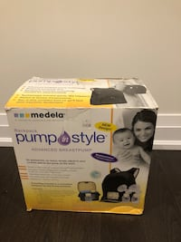 Medela Pump In Style Double Breastpump with Backpack Vaughan, L4J 9E1