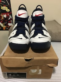 Nike Air More Uptempo 'Olympic' 2012 edition Ajax, L1T 0E7