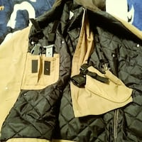 Concealed weapons jacket with to clip holder on it Albuquerque, 87108