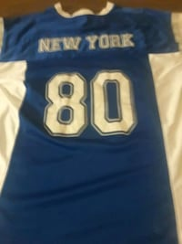 blue and white NFL jersey St. Cloud, 56304