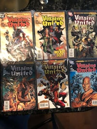 Villains United Complete Comic Series 28 km