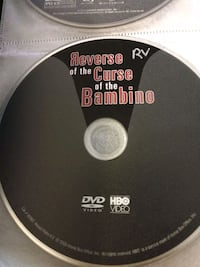 Reverse Of The Curse Of The Bambino HBO Charleston, 29414
