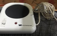 White Westinghouse mug warmer Lethbridge, T1H 2P2