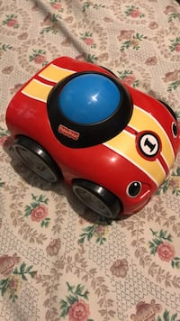 Fisher Price LiL Zoomer/ like new