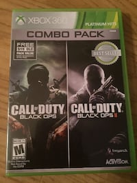 Xbox 360 Call of Duty Black Ops case East Lansing