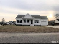 HOUSE For sale 3BR 2BA Angier, 27501