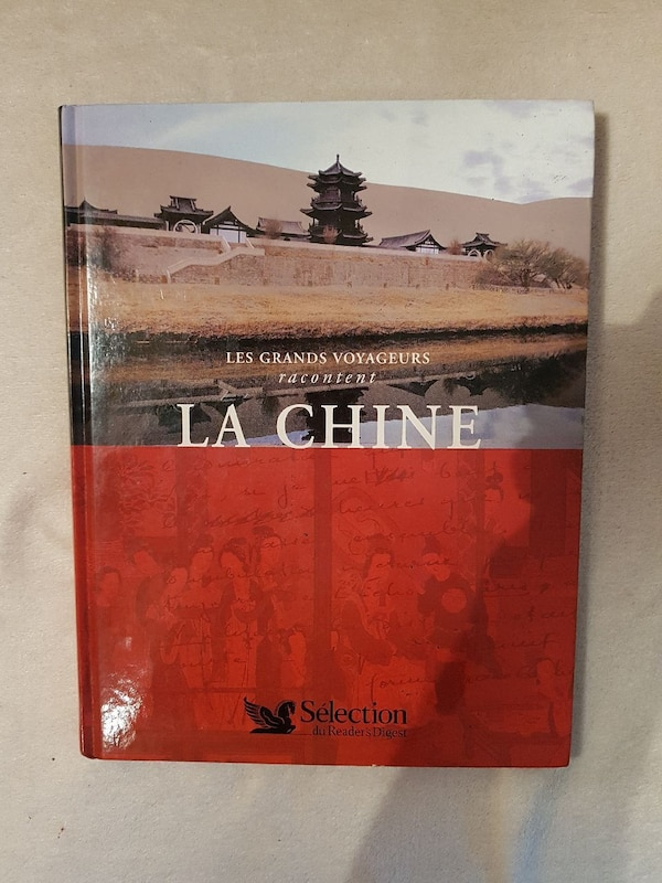 Livre encyclopedie la chine