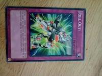 Yugioh Card Roll Out! 706 mi
