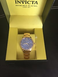 Invicta watches with blue face Port Richey, 34668