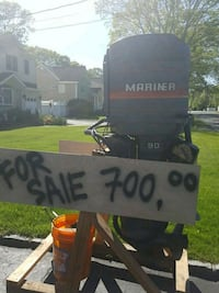 90 hp mercury outboard tower of power East Islip, 11730