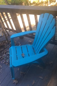 Turquoise Chair $10/ each or 2/$15 Vernon, 07462