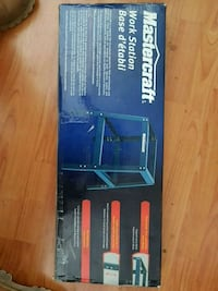 black and blue Linksys wireless router box Edmonton, T5Z 2C9