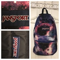 Jansport backpack Edmonton, T6R