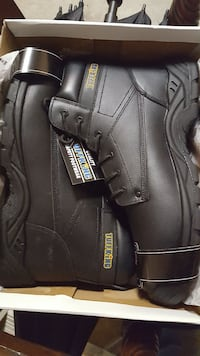 black Tuffking boots Size 16 new never worn Rocky Mount, 27804