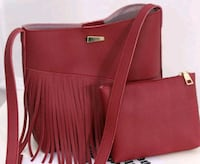 2 pieces of Red Purses Lakeland, 33801