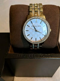 Authentic in box Michael Kors watch Vaughan, L6A 2P6