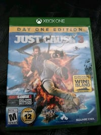 Xbox one Just Cause 3 +  3 codes  Washington, 20011