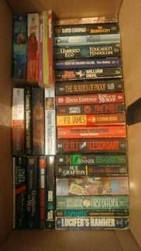 Lot of 75+  books Norman