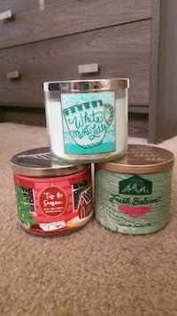 Bath and Body Works candles Hagerstown, 21742