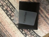 $10 only Calvin Klein black small wallet for credit cards see pics Burnaby, V5E 0A4