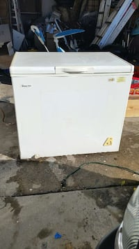 white single-door refrigerator Covina, 91722