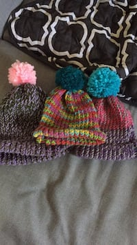 Knitted hats and bands Lower Sackville, B4E 1G7
