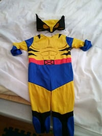 EEUC 18-24mths Wolverine Halloween costume Mississauga, L5R 0A9