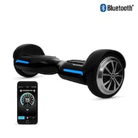 Swagtron T580 LED Light-Up Hoverboard with Bluetooth Woodbridge, 22193