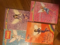 Whole lot of beginning/kids chapter books