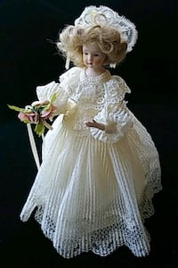 Christmas tree topper or display doll Cooksville, 21723