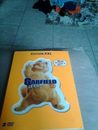Édition XXL Garfield LE Film DVD case Vals-prés-le-Puy, 43750