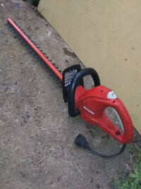 red and black hedge trimmer Knoxville, 37919