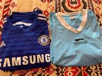 Size M sports  shirts in good condition Mississauga, L4Z 3M4