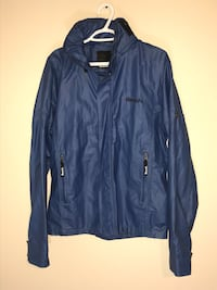 Men's Bench Rain Jacket (Large)