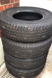 4 Michelin used tires 245/75R16 Rockville, 20850
