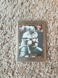 emmitt smith football trading card SeaTac, 98198