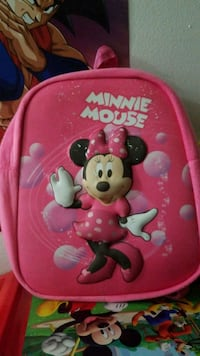 Minnie mouse bag  Voorhees Township, 08043
