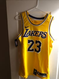 yellow and black Lakers 24 jersey Miami Beach, 33139