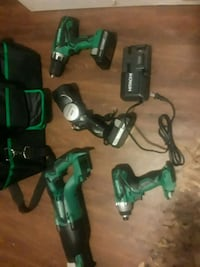 green and black power tools Wyoming, 49519