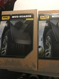 BRAND NEW Jeep Wrangler Front and Rear Mud Guards PITTSBURGH