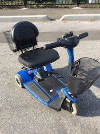 Pride Mobility SC50 Sonic Scooter Milpitas, 95035