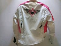Brand New lady's motorcycle jacket size large Wilmington, 28403
