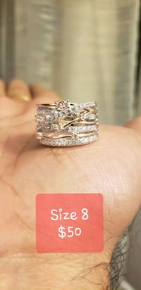 Sterling Silver Rings for women - sale price