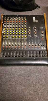 Vintage Neptune 84XM 8 Channel Analog Console Federal Way, 98003