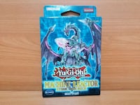 Yu-gi-oh Machine Reactor Structure Deck