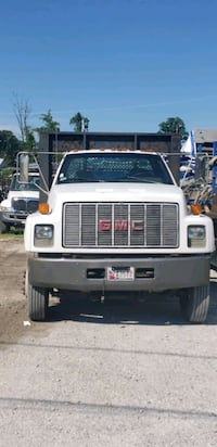 1995 GMC topkick Laurel