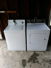 white washer and dryer set Silver Spring, 20906