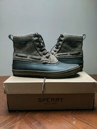 Sperry Men's Duck Boots Size 9